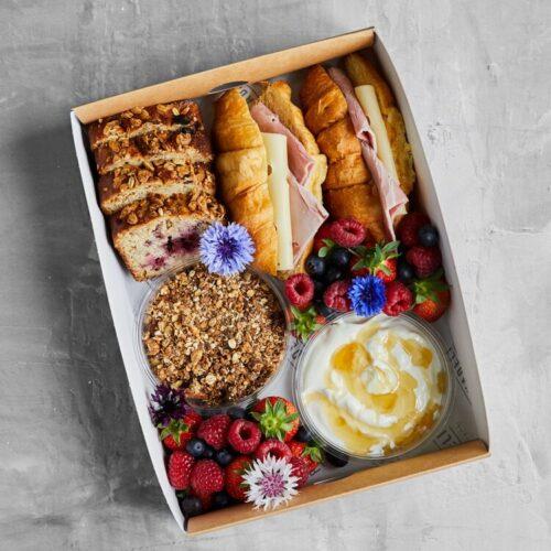 Breakfast Box Pickadeli